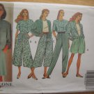 Butterick 5375  Misses'  Split Skirt Pants Jacket Top Sewing Pattern  sz 12 14 16  Uncut