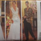 Butterick  6533 Misses'  Evening Pants Jacket Top Sewing Pattern sz 12 14 16  Uncut