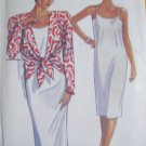 New Look Sewing Pattern Spaghetti Strap Dress with Top sz 8 - 16 no 6741