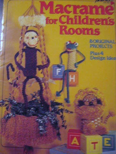 Macrame for Children's Rooms