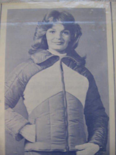 Donner Designs Raglan Jacket Sewing Pattern No.124 sz 6 - 16 uncut