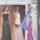 McCall's   Misses' Size 14, 16, 18, 20 Evening Tops &  Skirt Sewing Pattern Uncut 3683