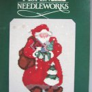 Aspen Needleworks Nicholas Cross Stitch Pattern