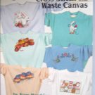 Beginner's Guide to Cross Stitch with Waste Canvas Designs  Patterns