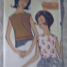 Advance Sub teen Boat Neck Blouse Sewing Pattern  Sz  12s No 3007