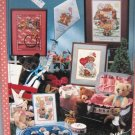 Hugga Bears Cross Stitch Designs  Patterns