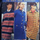 Coats to Knit and Crochet Vol 31 Bear / Fleisher