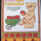 Frolicking Bear Calendar Cross Stitch Patterns - Teddy bears