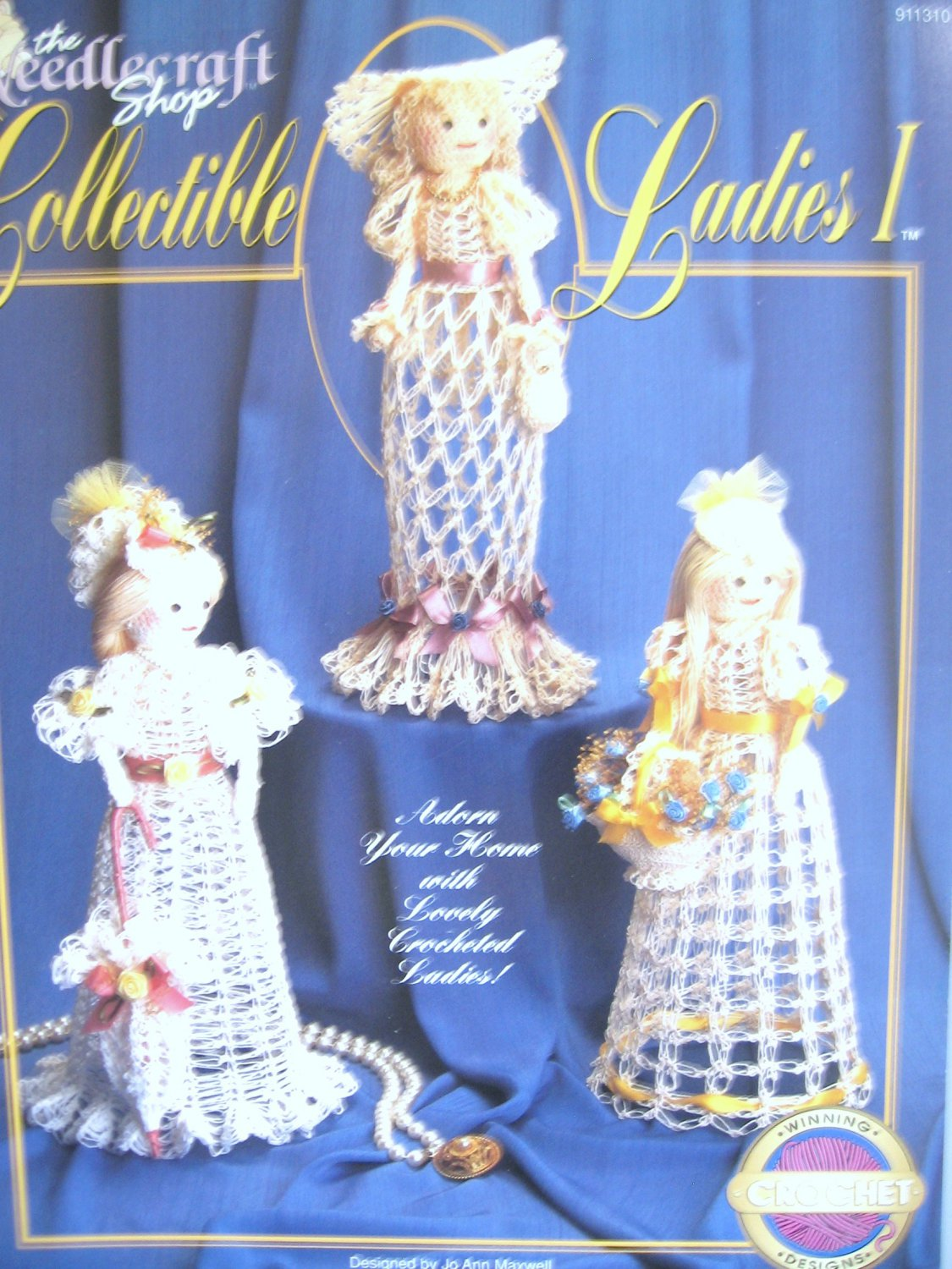 Collectible Ladies I Crochet Patterns by Needlecraft Shop