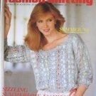 Fashion Knitting Magazine Summer 1984 Sweaters Tops #13