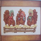 Jo Sonja's Folk Art Collection  Cross Stitch Pattern Cackleberry Trio