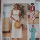 Unlined Jacket, Sleeveless Dress McCall's 3564 Sewing Pattern 16 18 20 22 NEW