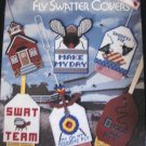 Plastic Canvas Fly Swatter Covers