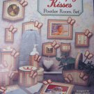 Plastic Canvas Butterfly Kisses Powder Room Set 15 Piece Set Patterns