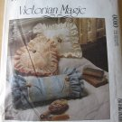 McCall's 0010 Victorian Magic, pillows, frames tissuce cover - Uncut
