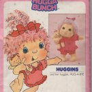Hugga Bunch Huggins &  hugglet Hug-A-Bye  doll & clothes  Sewing Pattern   Butterick 3390   Uncut