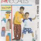 Boys T-Shirts, Shorts in 2 Lengths and Pants  Sewing Pattern