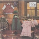 """Early American 18""""  Doll Clothes Sewing Pattern, Dress, Bloomers,  Nightgown, Hat, Cape   Vogue 8337"""