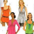 Misses Very Easy Top & Tunic Sewing Pattern, Butterick 5216 Size 4 6 8 10 12, 14 Uncut