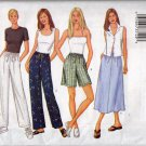 Misses'  Very Easy Skirt, Shorts, Pants Sewing Pattern Butterick 3031 size 8 10 12 Uncut