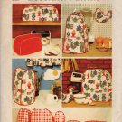 Kitchen Appliance Covers Sewing Pattern Simplicity 5495 Uncut
