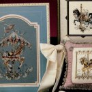 Carousel Magic Counted Cross Stitch Patterns