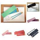 Boys Girls Back to School Stationery Leaded Personalised Pencils in a Box - Various Colours