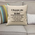 Five Reasons Why Personalised Cushion with Insert for Someone Special Gift Present Christmas