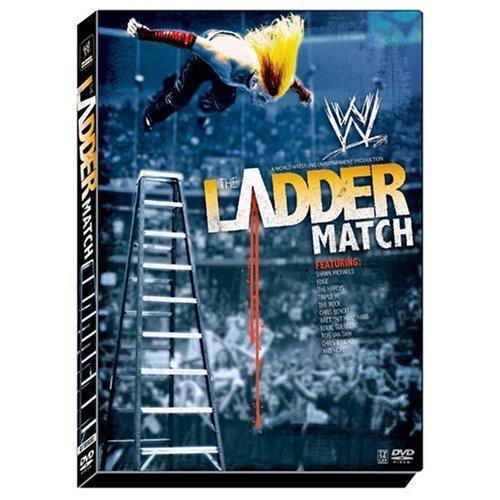 WWE - The Ladder Match (2007) New/Sealed 3 Disc DVD Set