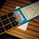 1986 Hollywood Squares Board Game Piece: Game Board