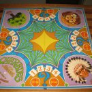 1968 Charades for Juniors Board Game Piece: Game Board