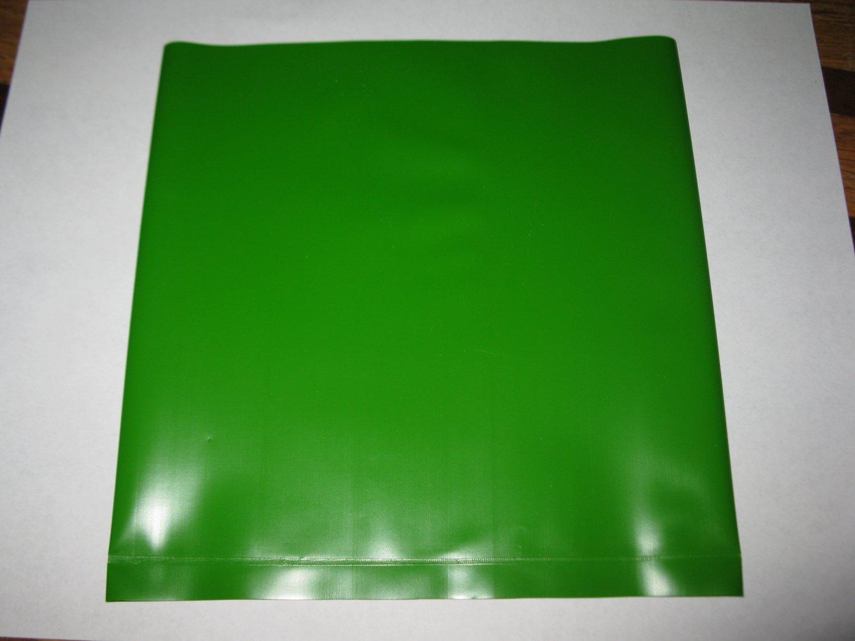1986 Scrabble Rebus Board Game Piece: unused Green Tile Bag