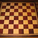 1967 Bar-Zim Classic Chess Board Game Piece: Game Board