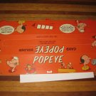 1972 Comic Card Board Game Piece: Popeye Player Station