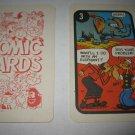 1972 Comic Card Board Game Piece: Popeye Cartoon Card #3