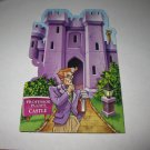 2005 Clue Mysteries Board Game Piece: Professor Plum's Castle Purple House
