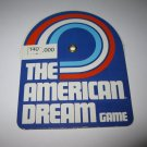 1979 The American Dream Board Game Piece: Game Spinner