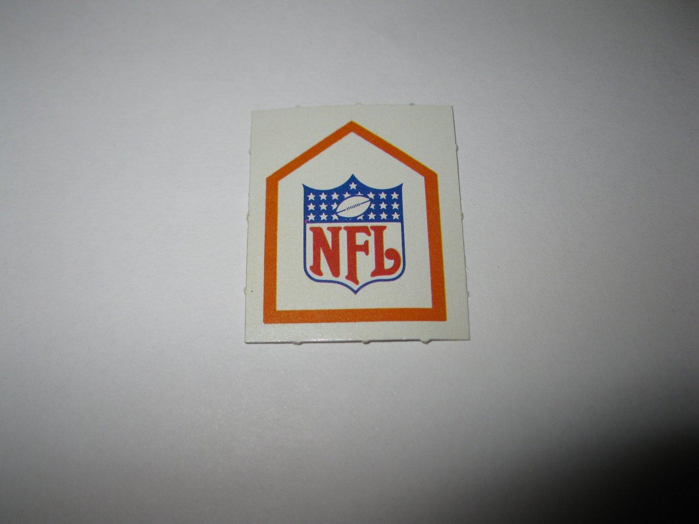 1979 The American Dream Board Game Piece: single NFL Square Tab