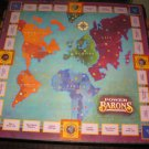 1986 Power Barons Board Game Piece: Game Board