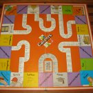 1979 Careers Board Game Piece: Game Board