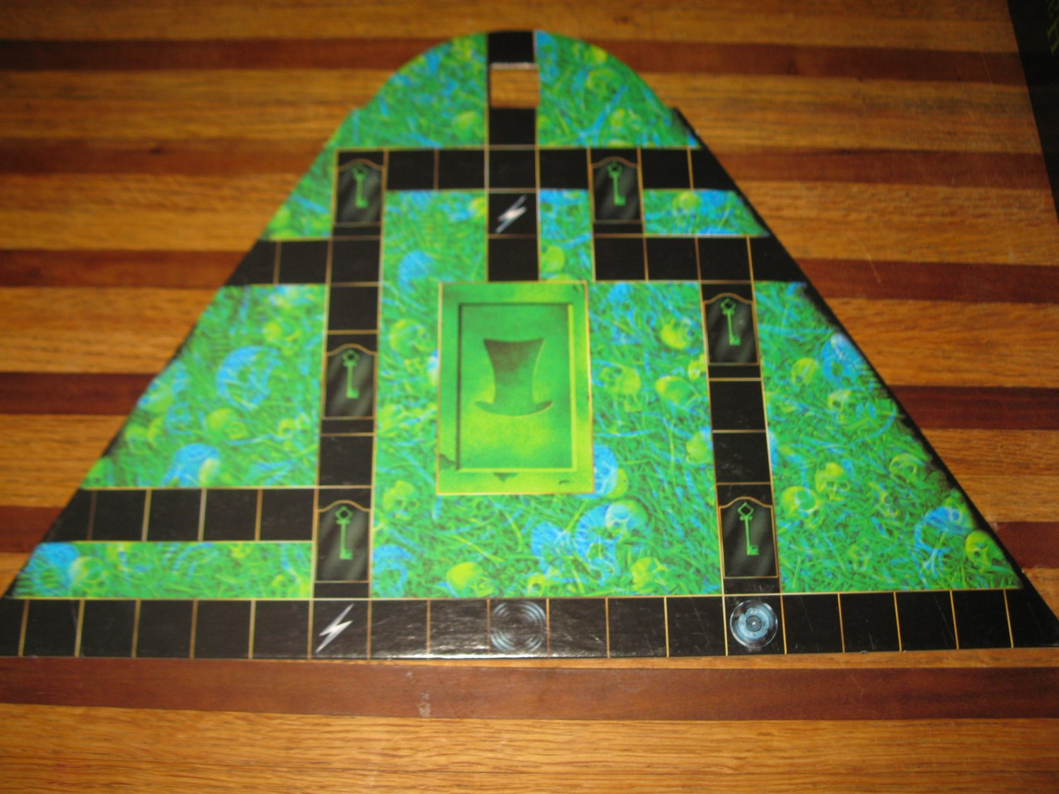 1995 Atmosfear Board Game Piece: Player Pyramid Board #5