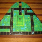 1995 Atmosfear Board Game Piece: Player Pyramid Board #5