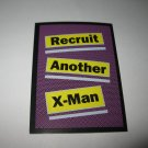 1992 Uncanny X-Men Alert! Board Game Piece: Recruit Another X-Man Card