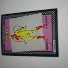 1992 Uncanny X-Men Alert! Board Game Piece: Pyro Evil Mutants Card
