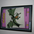 1992 Uncanny X-Men Alert! Board Game Piece: Sauron Evil Mutants Card