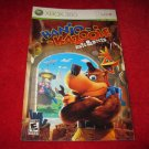 Banjo-Kazooie, Nuts & Bolts : Xbox 360 Video Game Instruction Booklet