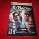 NBA Ballers, Chosen One : Xbox 360 Video Game Instruction Booklet