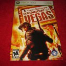 Rainbow Six Vegas: Xbox 360 Video Game Instruction Booklet