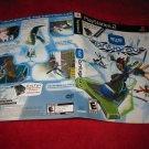 Eyetoy Antigrav : Playstation 2 PS2 Video Game Case Cover Art insert