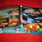 Disney's Stitch Experiment 626 : Playstation 2 PS2 Video Game Case Cover Art insert